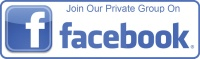 Join private Facebook group
